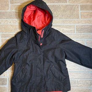 Cherokee 4T Black Glitter Girls Jacket